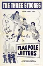 Flagpole Jitters - 27 x 40 Movie Poster - Style A