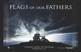 Flags of Our Fathers - 11 x 17 Movie Poster - Style C