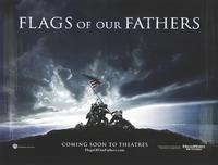 Flags of Our Fathers - 43 x 62 Movie Poster - Bus Shelter Style B
