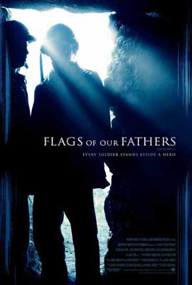 Flags of Our Fathers - 11 x 17 Movie Poster - Style D