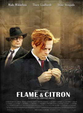Flame and Citron - 11 x 17 Movie Poster - Style B