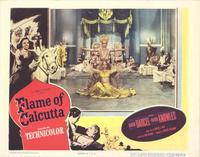 Flame of Calcutta - 11 x 14 Movie Poster - Style A