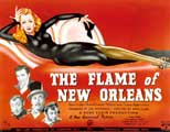 The Flame of New Orleans - 22 x 28 Movie Poster - Half Sheet Style A