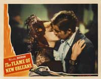 The Flame of New Orleans - 11 x 14 Movie Poster - Style A