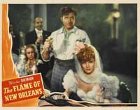 The Flame of New Orleans - 11 x 14 Movie Poster - Style B