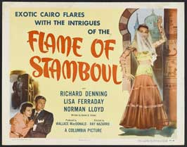 Flame of Stamboul - 22 x 28 Movie Poster - Half Sheet Style A