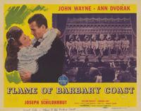Flame of the Barbary Coast - 11 x 14 Movie Poster - Style A