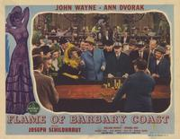 Flame of the Barbary Coast - 11 x 14 Movie Poster - Style F