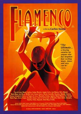 Flamenco - 11 x 17 Movie Poster - Style A