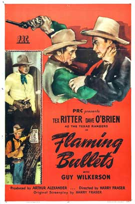 Flaming Bullets - 27 x 40 Movie Poster - Style A