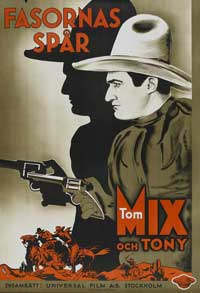 Flaming Guns - 11 x 17 Movie Poster - Swedish Style A