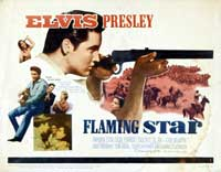Flaming Star - 11 x 14 Movie Poster - Style A