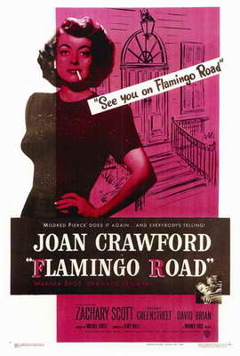 Flamingo Road - 27 x 40 Movie Poster - Style A