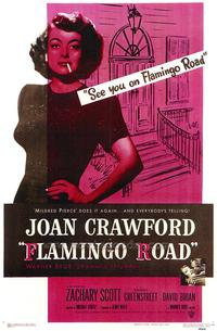 Flamingo Road - 43 x 62 Movie Poster - Bus Shelter Style A