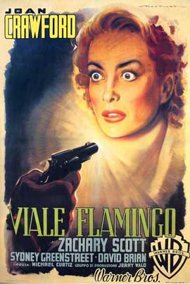 Flamingo Road - 11 x 17 Movie Poster - Italian Style A