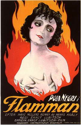 Flamme, Die - 11 x 17 Poster - Foreign - Style A
