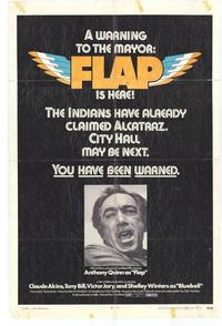 Flap - 27 x 40 Movie Poster - Style A