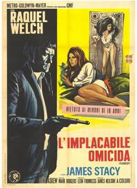 Flareup - 39 x 55 Movie Poster - Italian Style A