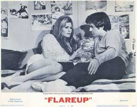 Flareup - 11 x 14 Movie Poster - Style D