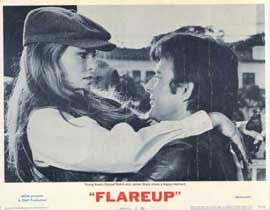 Flareup - 11 x 14 Movie Poster - Style F