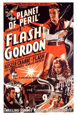 Flash Gordon - 27 x 40 Movie Poster - Style A