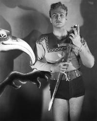 Flash Gordon - 8 x 10 B&W Photo #1