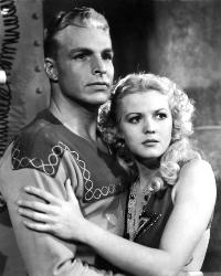 Flash Gordon - 8 x 10 B&W Photo #8