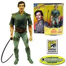 Flash Gordon - Alex Ross Barin Battle Figure EE SDCC Exclusive