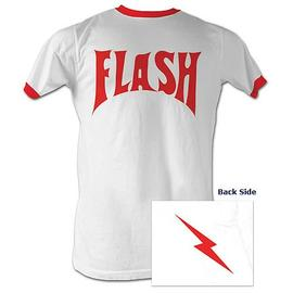 Flash Gordon - Flash Bolt White T-Shirt