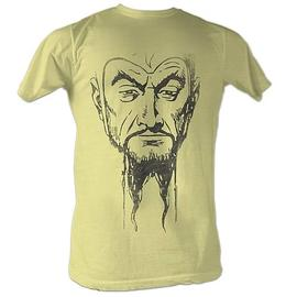 Flash Gordon - Ming Mug Yellow T-Shirt