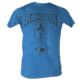 Flash Gordon - Ballin Turquoise T-Shirt