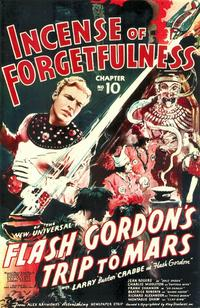 Flash Gordon's Trip to Mars - 11 x 17 Movie Poster - Style A