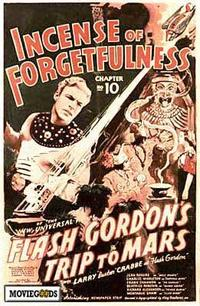 Flash Gordon's Trip to Mars - 43 x 62 Movie Poster - Bus Shelter Style A