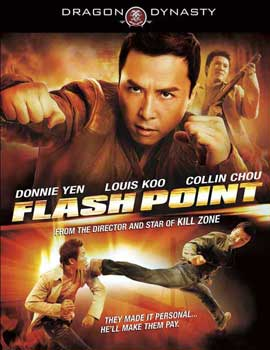 Flash Point - 11 x 17 Movie Poster - Style A