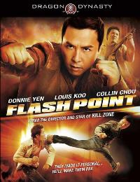 Flash Point - 43 x 62 Movie Poster - Bus Shelter Style A
