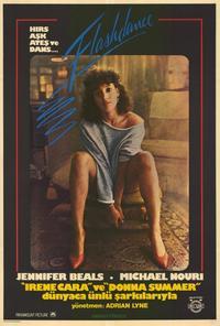 Flashdance - 11 x 17 Movie Poster - Style B