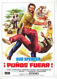 Flatfoot in Africa - 27 x 40 Movie Poster - Spanish Style A