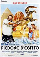 Flatfoot on the Nile - 11 x 17 Movie Poster - Italian Style A