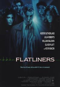 Flatliners - 43 x 62 Movie Poster - Bus Shelter Style A