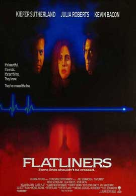 Flatliners - 27 x 40 Movie Poster - Style B