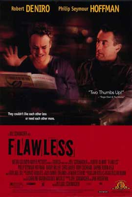 Flawless - 11 x 17 Movie Poster - Style A