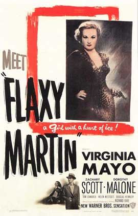 Flaxy Martin - 11 x 17 Movie Poster - Style A