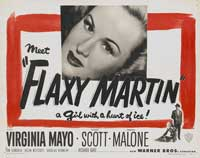 Flaxy Martin - 27 x 40 Movie Poster - Style A