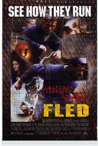 Fled - 27 x 40 Movie Poster - Style A
