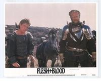 Flesh and Blood - 11 x 14 Movie Poster - Style B