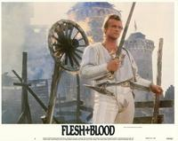 Flesh and Blood - 11 x 14 Movie Poster - Style D