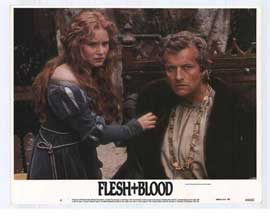 Flesh and Blood - 11 x 14 Movie Poster - Style F