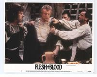 Flesh and Blood - 11 x 14 Movie Poster - Style G