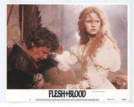 Flesh and Blood - 11 x 14 Movie Poster - Style H