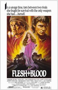 Flesh and Blood - 11 x 17 Movie Poster - Style A